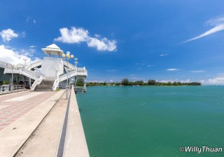 The Sarasin Bridge in Phuket