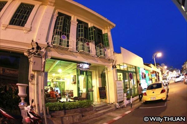 One Chun Restaurant Phuket Town