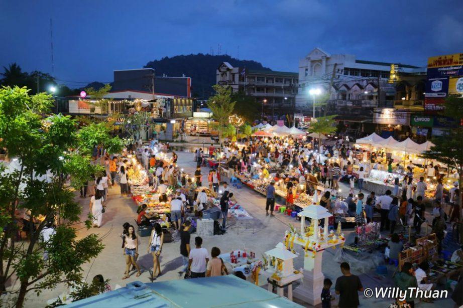 Chillva Night Market Phuket