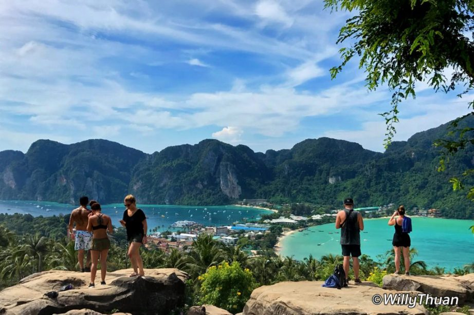 Phi Phi Viewpoint Number 2