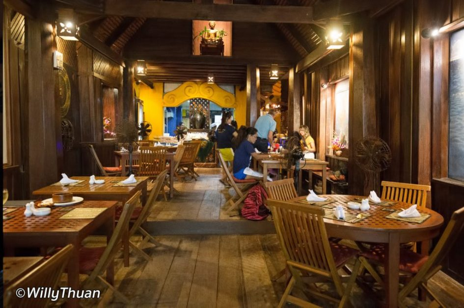 Le Grand Bleu French Restaurant in Phi Phi