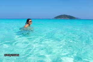The Similans Islands