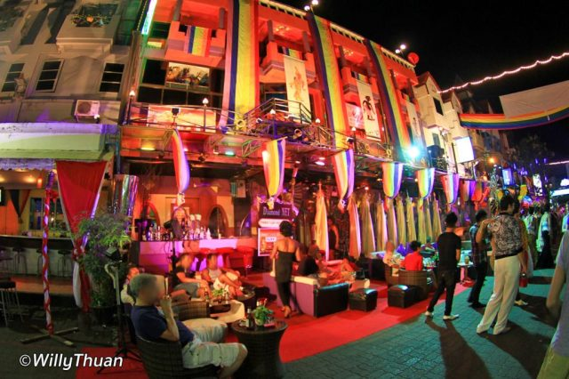 Gay Phuket in Paradise Complex