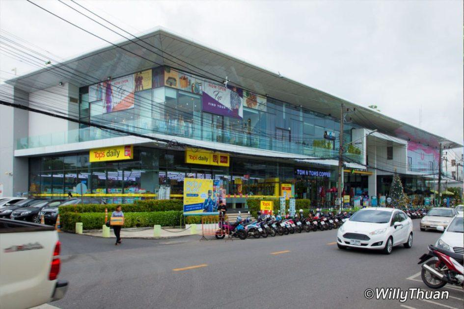 Limelight Avenue Mall Phuket