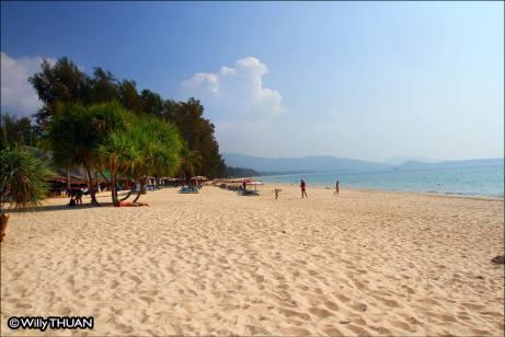 Layan Beach Phuket Island