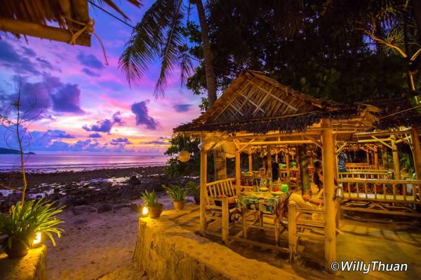 Kalim Rim Lay Restaurant