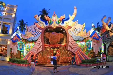 Fantasea Amusement Park