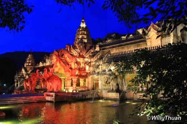 Phuket Fantasea Show in Kamala Beach