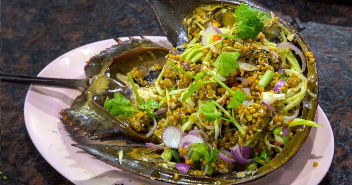 Yum Kai Mangda Talay
