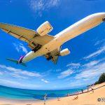 Plane Spotting on Mai Khao Beach