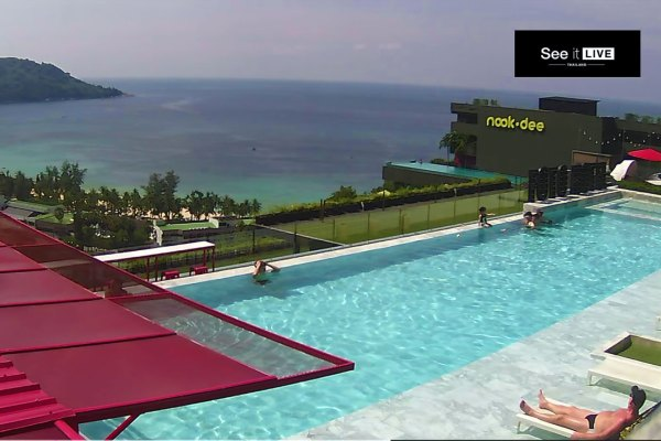 Phuket Webcams – Live Cameras on Phuket Island