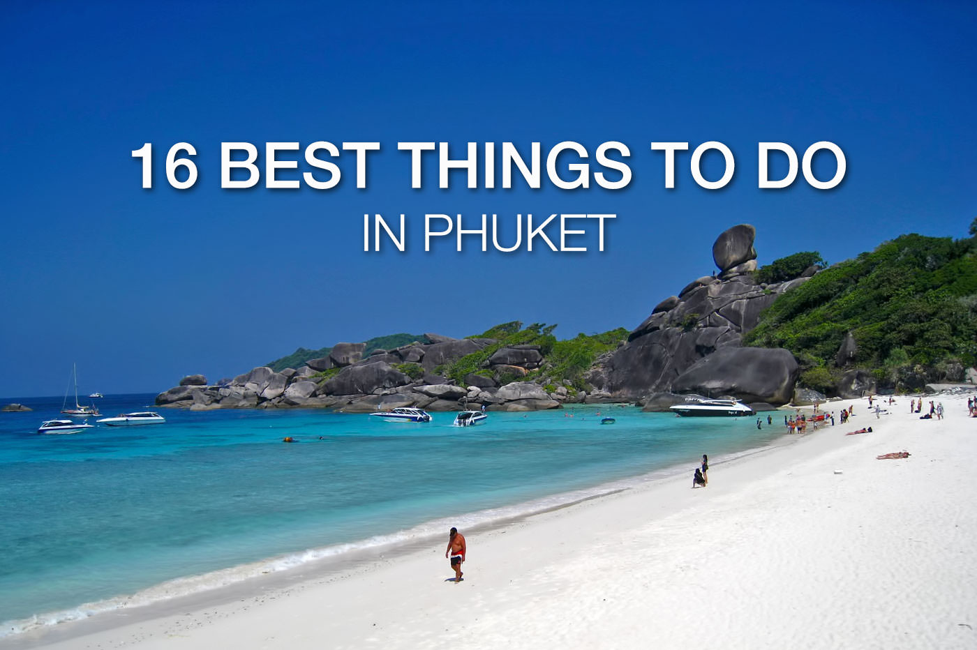 Phuket Tours And Attractions