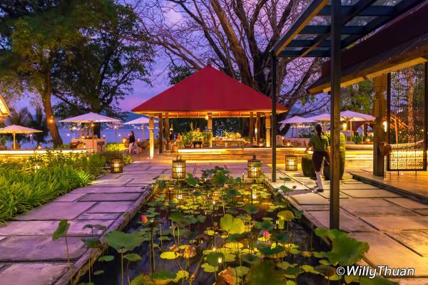 Ta Khai Restaurant at Rosewood Phuket