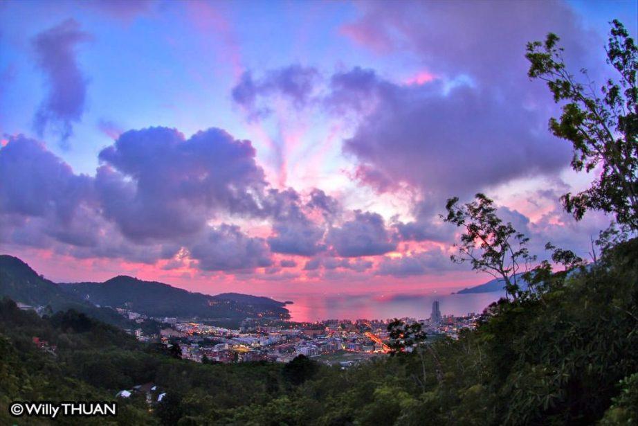 Patong Panoramic View