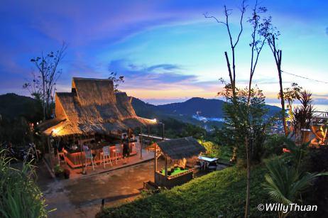 Wassa Viewpoint Bar in Patong