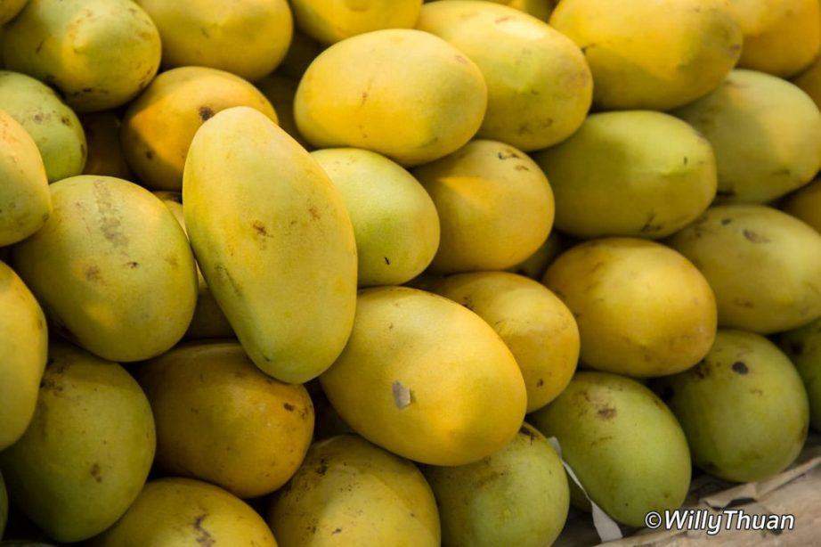 Mangoes in Phuket