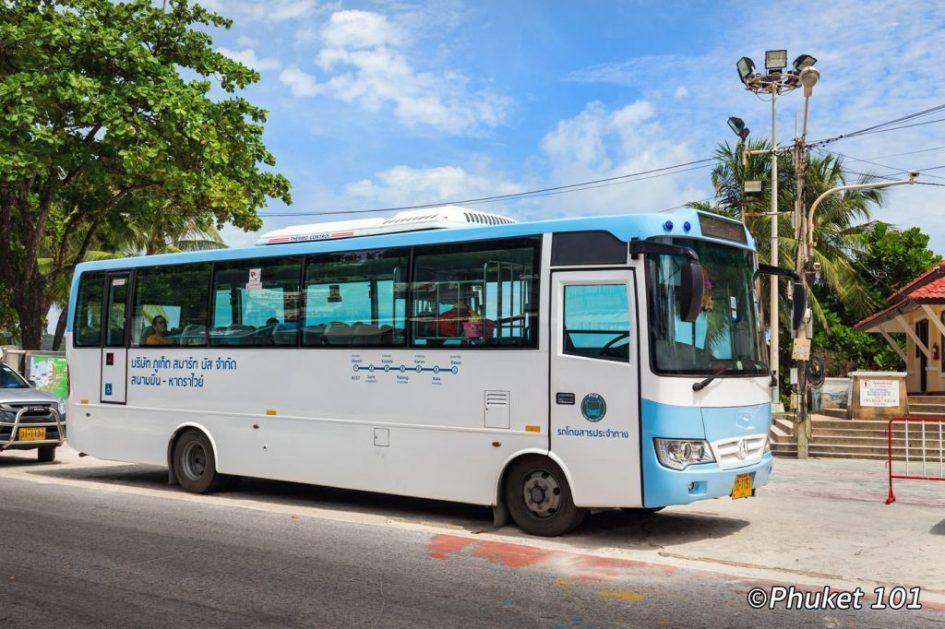 Phuket Smart Bus