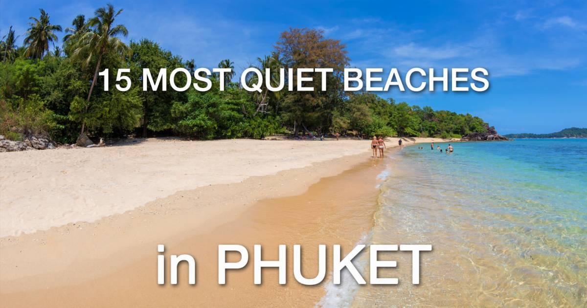 Phuket Secret Beaches