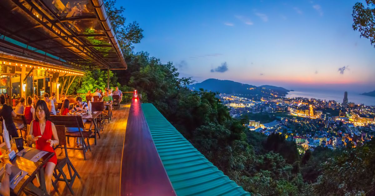 Patong Sunset View restaurant