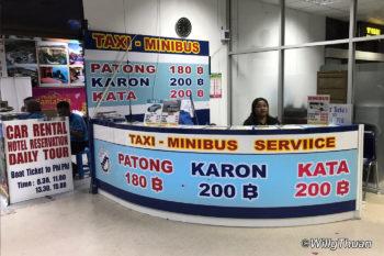 Airport Transfers by Mini Van