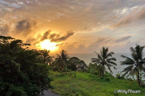 sabai-corner-sunset