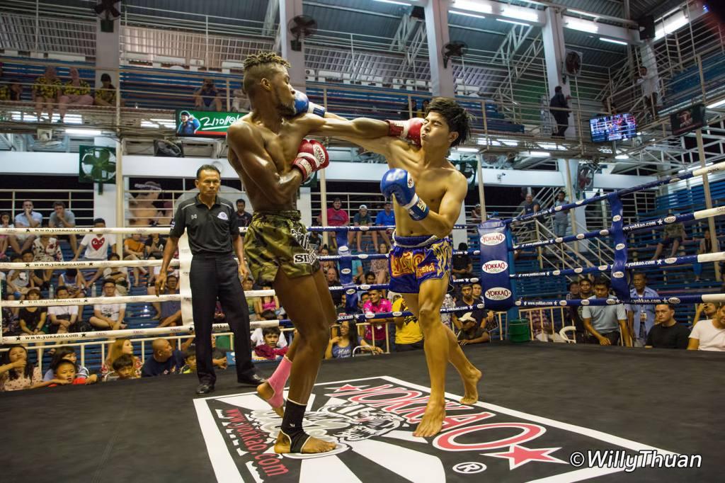 Bangla Boxing Stadium Fights