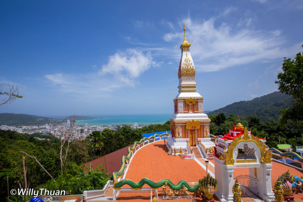 Wat Thepnimit Patong Phuket