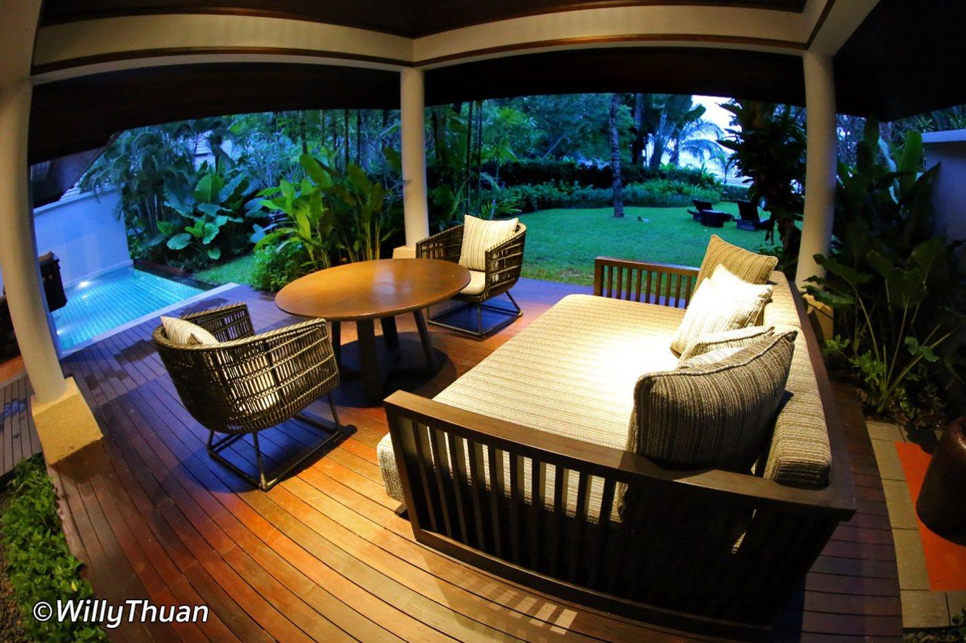Villa at Marriott Nai Yang Beach