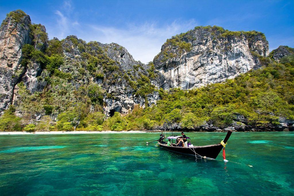 Phi Phi by Ferries