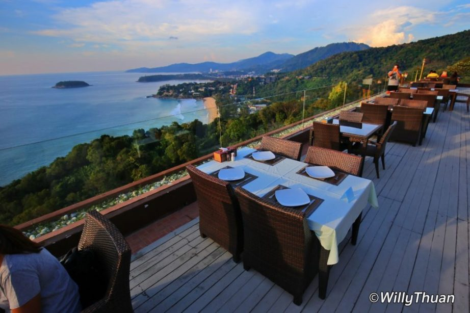 Heaven Restaurant Viewpoint