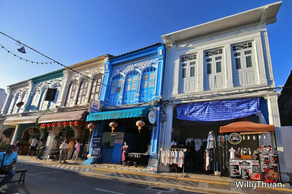 Phuket Walking Street Market
