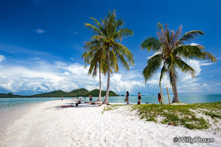 Beach Peninsula in Koh Yao Yai Phuket