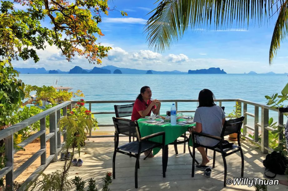 Lunch on Koh Yao Noi