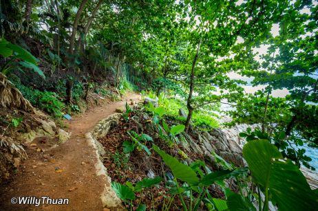 way-to-laem-singh-beach-2
