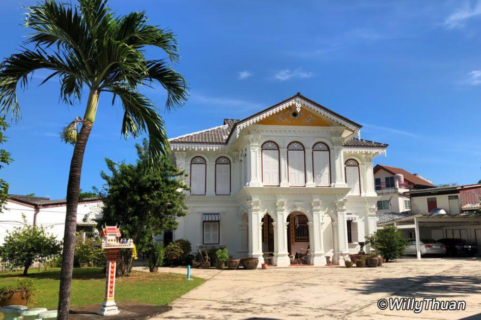 Sino Portuguese House in Phuket City