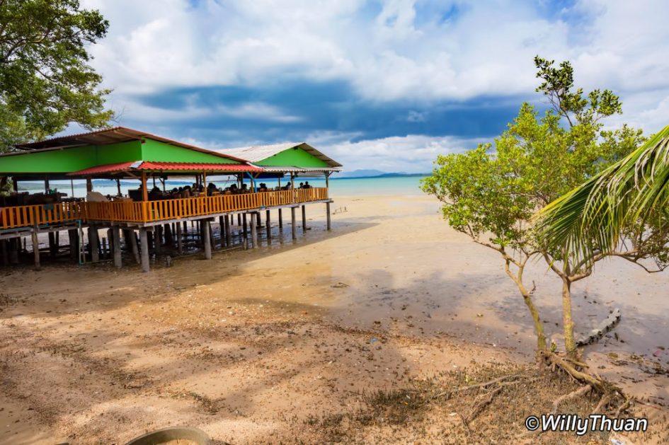 Laem Sai Seafood in Phuket