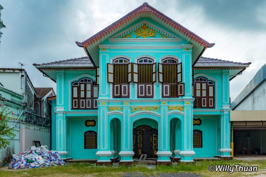 Phuket Old Mansion