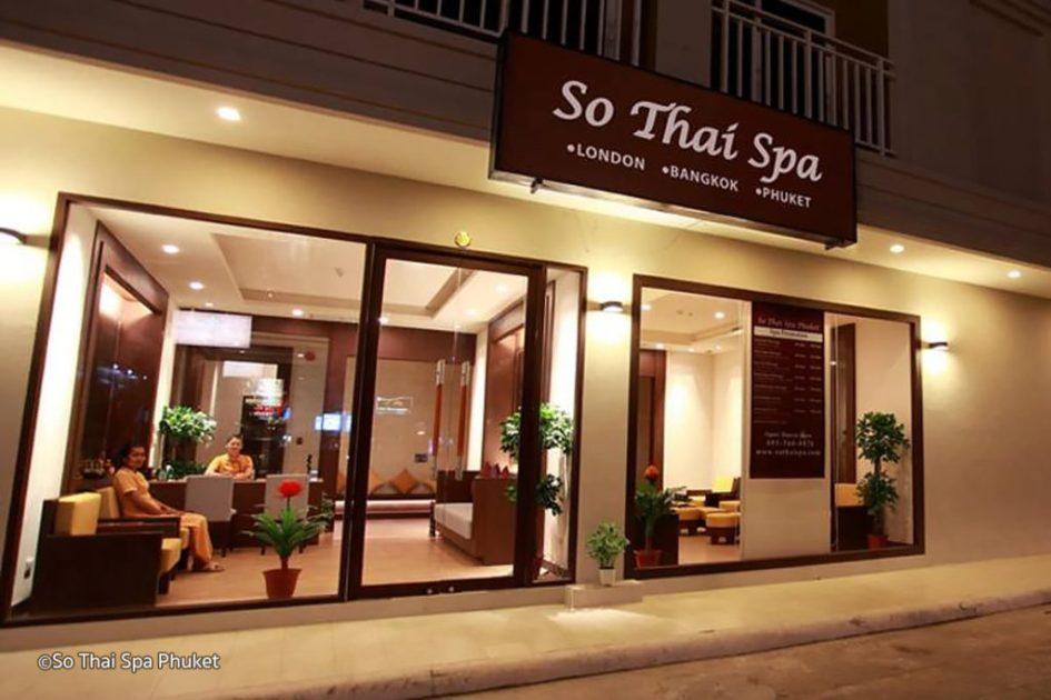 So Thai Spa Phuket