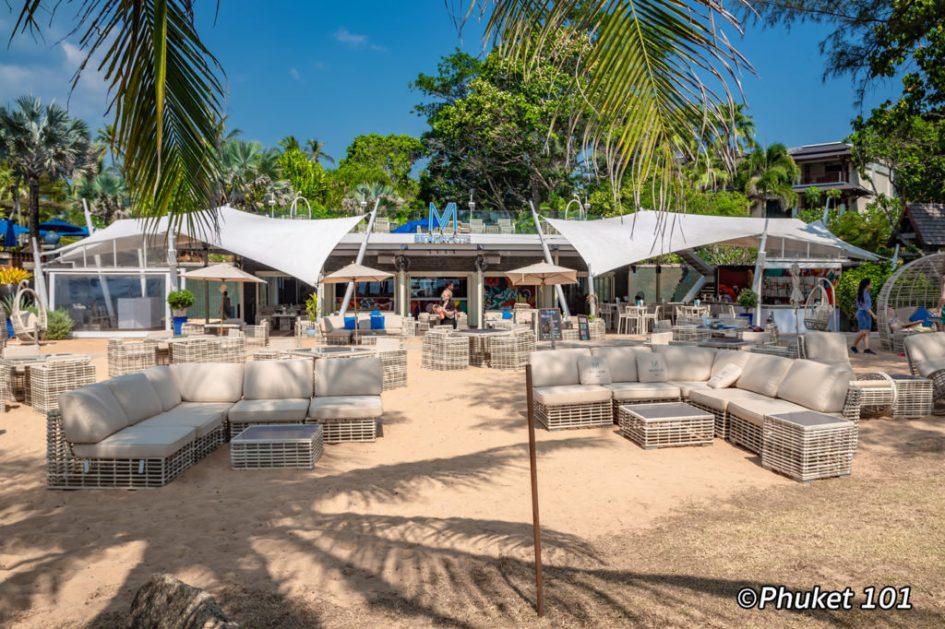 M Beach Club Phuket at Anantara Mai Khao