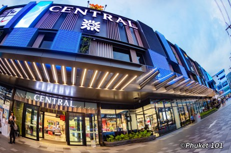 Central Patong Shopping Mall