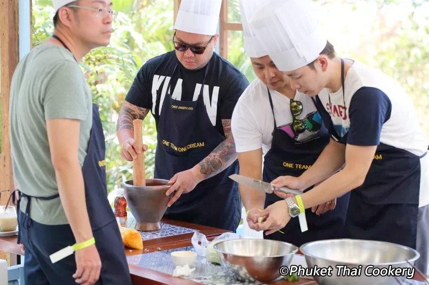 BrassWok Thai Cooking Studio