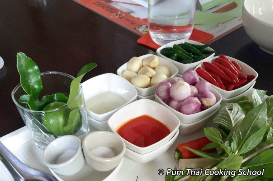 Pum Thai Cooking School