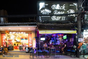Black Rose Bar Phuket