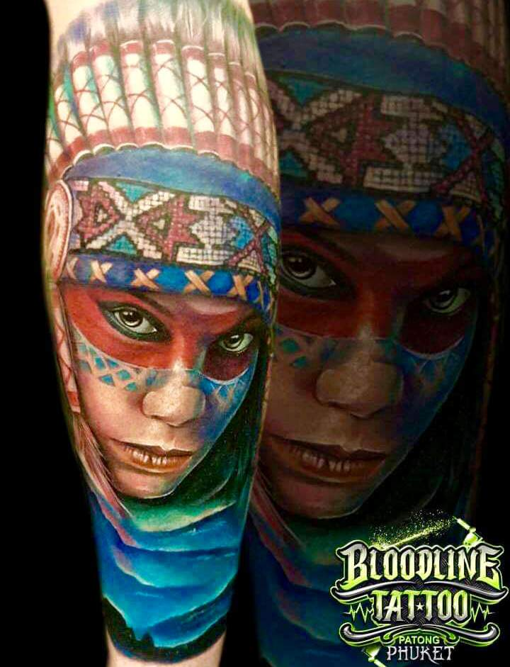 Bloodline Tattoo Studio