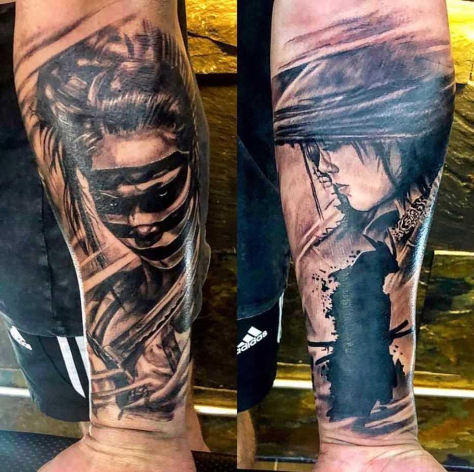 Inked In Asia Tattoo Studio Patong Phuket Thailand