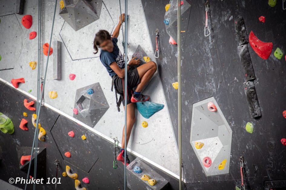 Rebel Rock Climbing