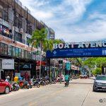 Boat Avenue Street Mall Phuket