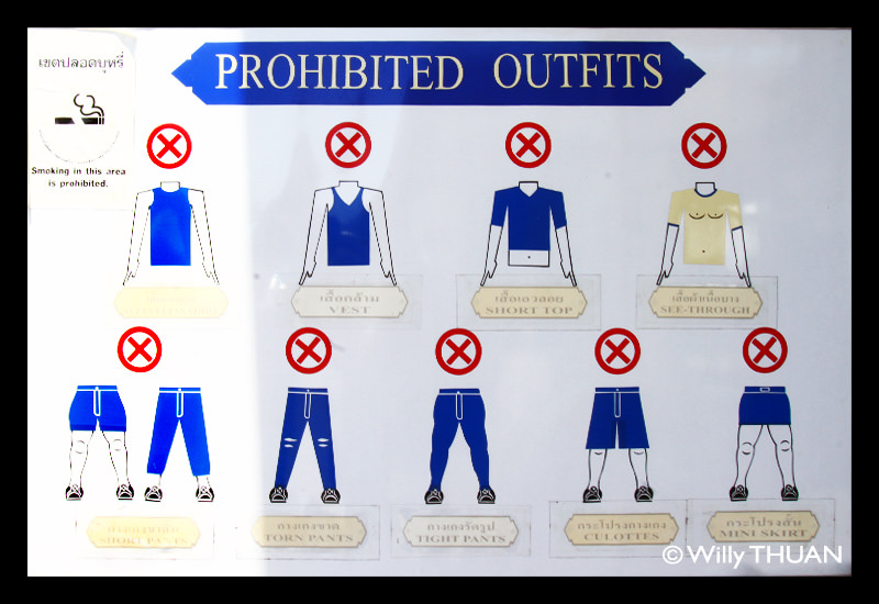 prohibited-outfit-at-wat-phra-kaew