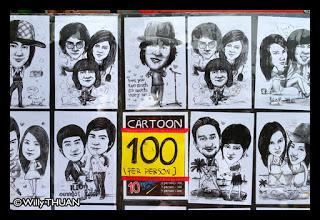 sketches-at-chatuchak-market