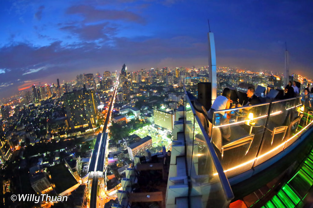 Octave Rooftop Lounge at Marriott 57